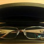 Elkészült szemüveg