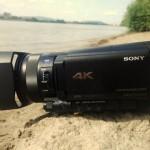 Sony 4K FDR-AX100E