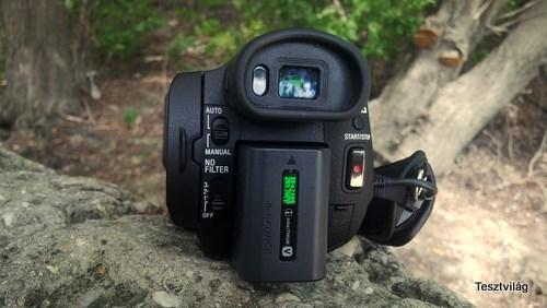 Sony Handycam FDR-AX100E