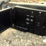 Nyitott LCD kereső