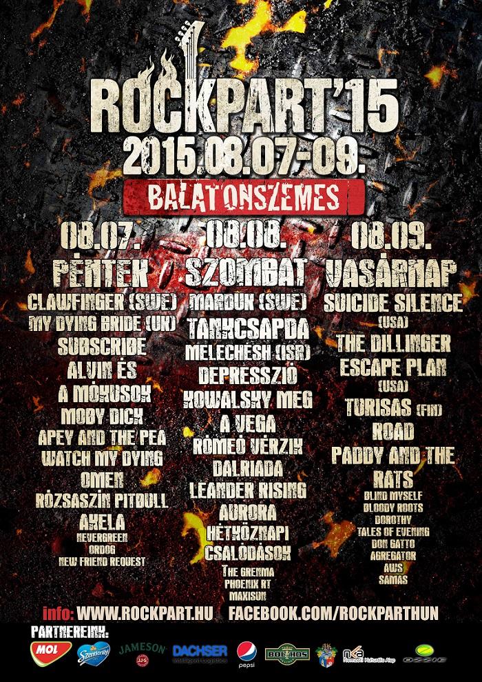 Rock part Balatonszemes