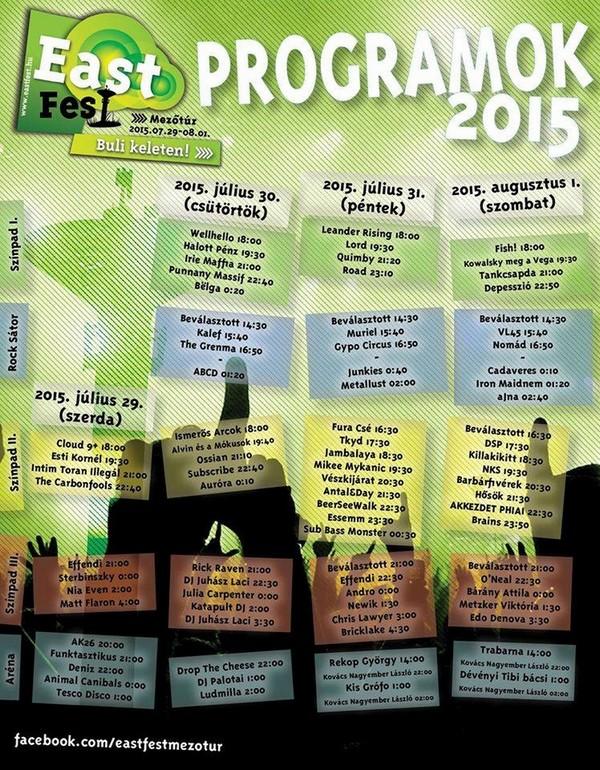 East Fest 2015