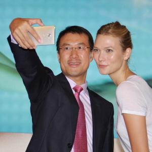 A Huawei is a Veszprém mögé állt