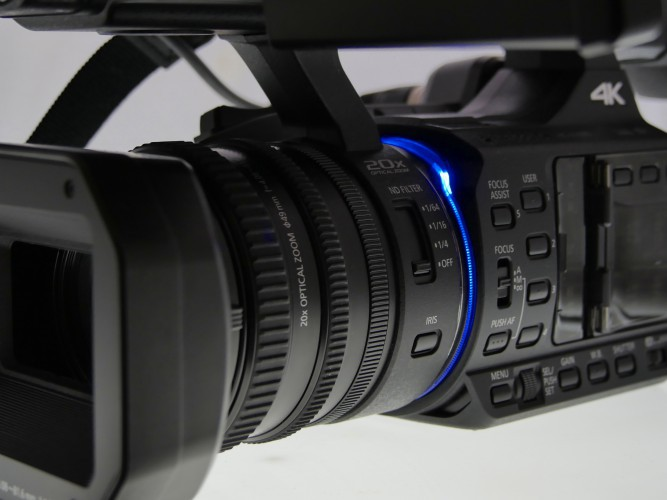 Panasonic HC-X 1000 (10)