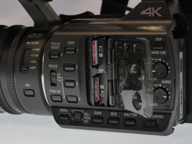 Panasonic HC-X 1000 (14)
