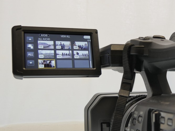 Panasonic HC-X 1000 (6)