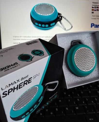 Lamax Sphere sp1_tesztvilag