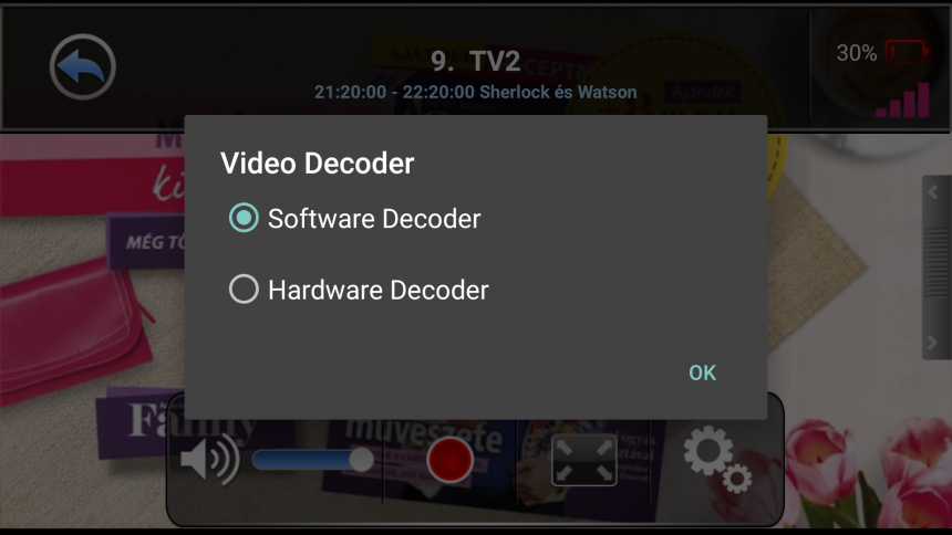 TV tuner (10)