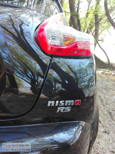 Tesztvilag.hu Nissan Nismo RS Tesztvilag IMG_20160412_141323 Nissan Nismo RS