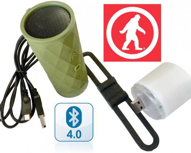 Outdoortech Buckshot Pro doboz tartalma