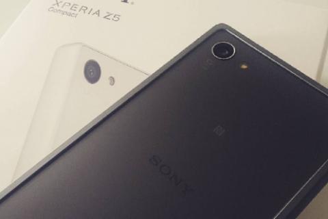 Sony Xperia Z5 Compact – a telefon, amit nem lehet letenni