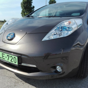 Nissan Leaf az elektromos hosszútáv futó