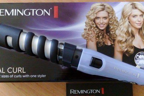 Teszt – Remington Dual Curl hajsütővas