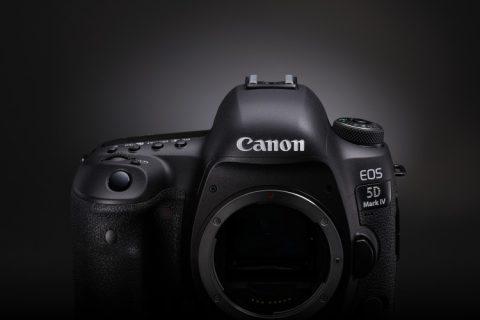 Canon EOS 5D Mark IV: mozi minőségű 4K felvétel