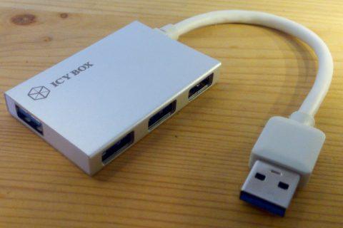 ICY BOX – USB mindenek felett