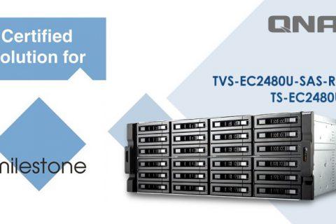A QNAP megkapta a Milestone Solution akkreditációt