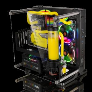 Core P1 TG Mini ITX számítógépház