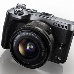Tovább bővíti a tükör nélküli fényképezőgép kínálatát a Canon: itt az EOS M6