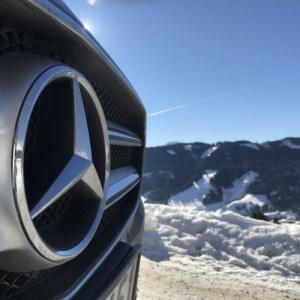 Folytatásos sorozatunk Ausztriában, avagy Mercedesekkel hódítjuk meg az alpokot!