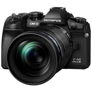 Már úton van az Olympus OM-D E-M1 Mark III és az M.Zuiko Digital ED 12-45mm F4.0 PRO