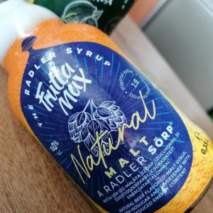 Frutta Max sörízű szörpöt kóstoltunk