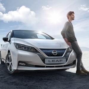 Mínusz 4 milláért elektromos Nissan Leaf