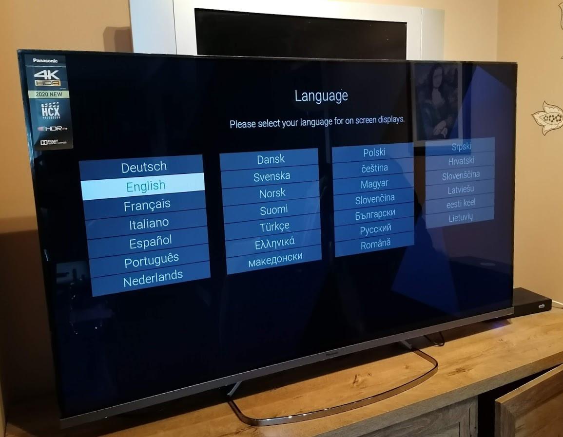 Panasonic HX800 4K LED TV-t teszteltünk