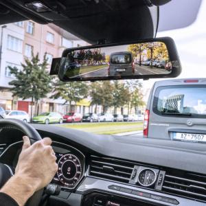 Lamax S9-tükör, vagy kamera?