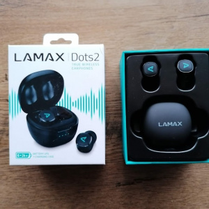 Lamax Dots2 füldugót vettünk szemügyre
